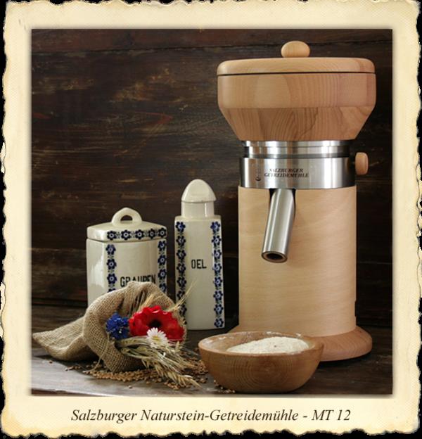 Salzburger Getreidemühle MT 12