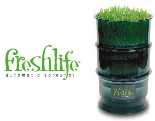 Freshlife 3000 XL Keimgerät -0