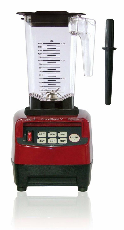 OmniBlend V 1,5 L Standmixer Rot