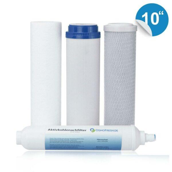 Filterset Proline 600 Nero