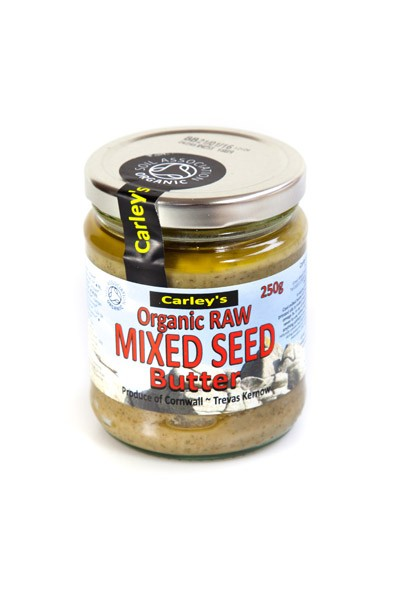Carley's Bio 5-Samenmix-Butter 250 g