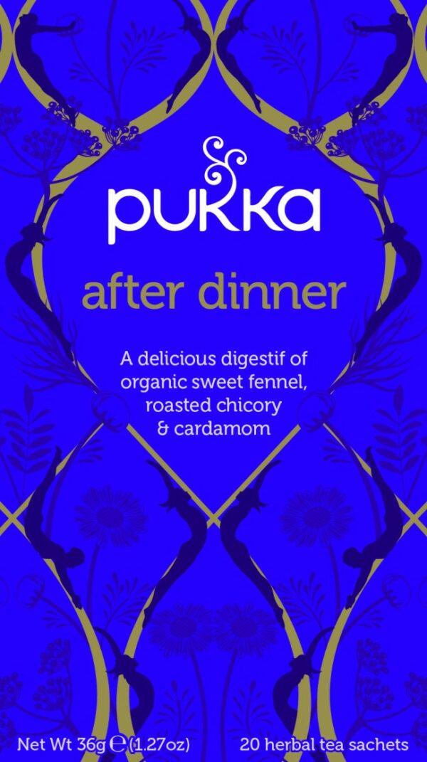 Bio Pukka Teemischung After Dinner Beauty 20 Beutel