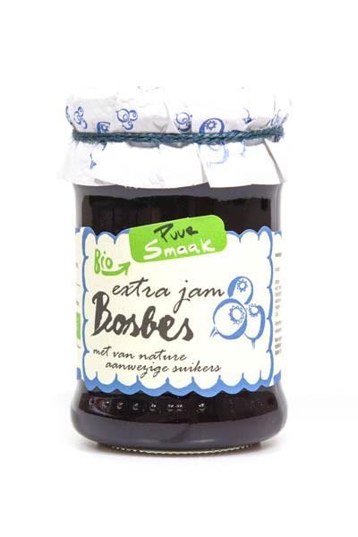 Bio Charley's Marmelade Blaubeeren 290 g