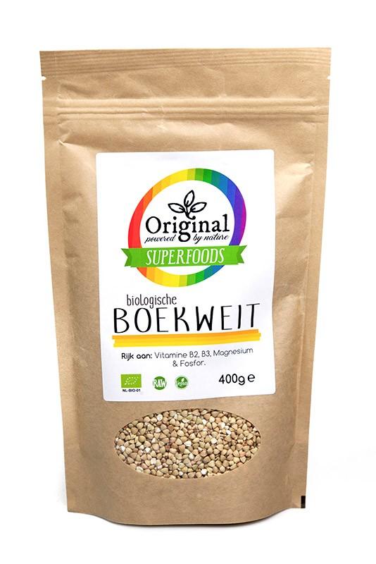 Bio Buchweizen Getreide 400 g
