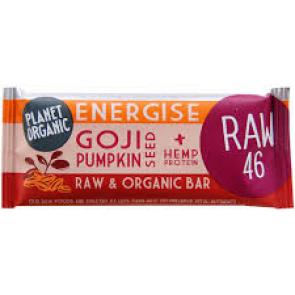Bio Energy Riegel Goji & Kürbiskern 30 g