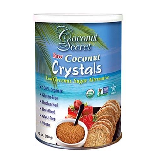 Bio Kokosnuss Kristallzucker 340 g