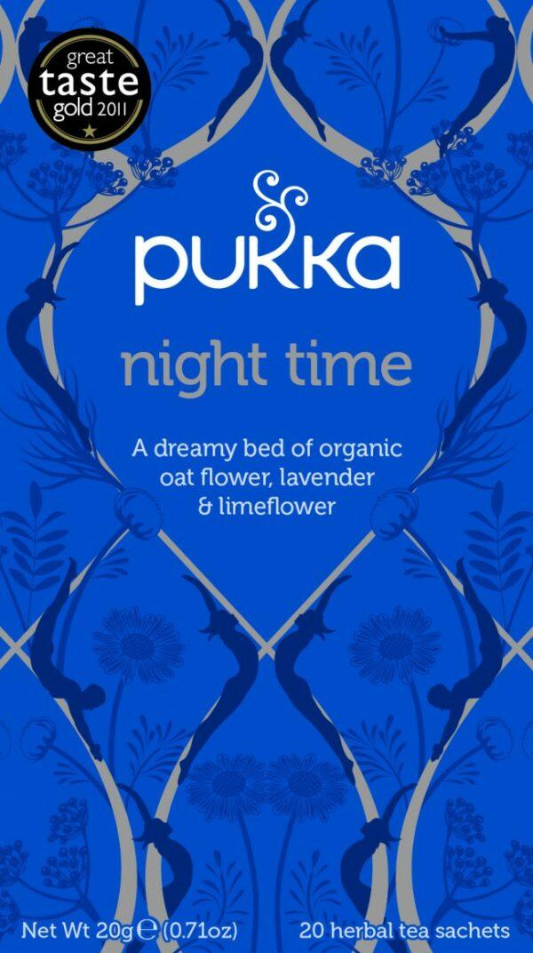 Bio Pukka Teemischung Night Time 20 Beutel