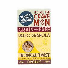 Bio Müsli Tropical Twist 350 g