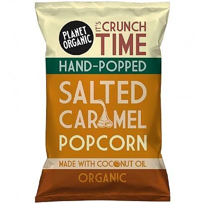 Bio Popcorn Salted Caramel 20 g
