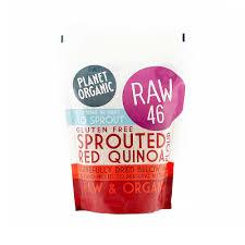 Bio Quinoa rot & gekeimt 400 g