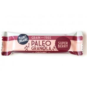Bio Power Riegel Super Berry, Paleo & Granola 30 g