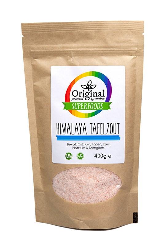 Superfoods Himalaya Tafel Salz 400 g