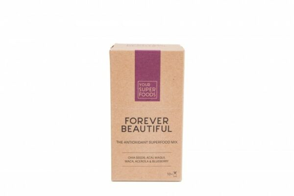 Forever Beautiful Mix Superfood roh 10 x 5 g