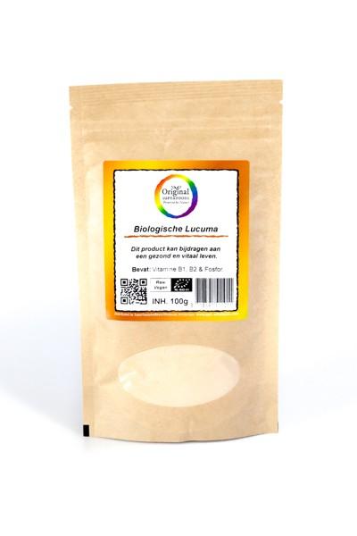 Bio Lucuma Pulver Superfood roh 100 g