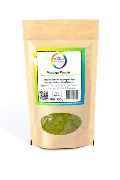 Moringa Oleifera Superfood Pulver 100 g