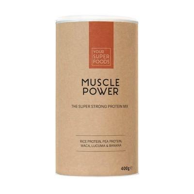 Muskelkraft Mix Superfood roh 150 g