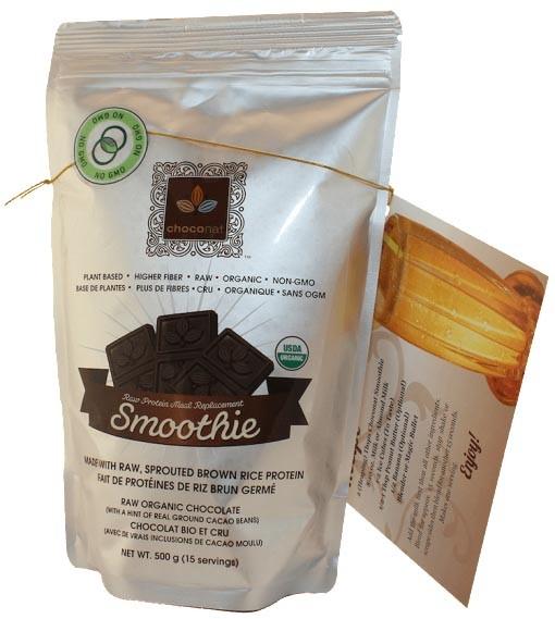 Bio Choconat Smoothiemix roh 500 g
