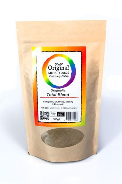Total Blend Superfood Pulver 300 g