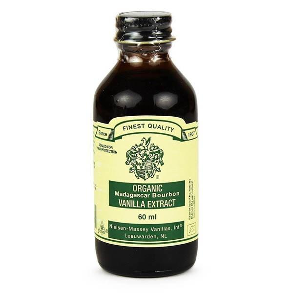 Bio Vanilleextrakt 60 ml
