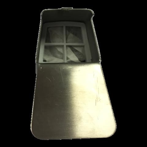 Edestahlfilter für MD4 Destilliergeräte