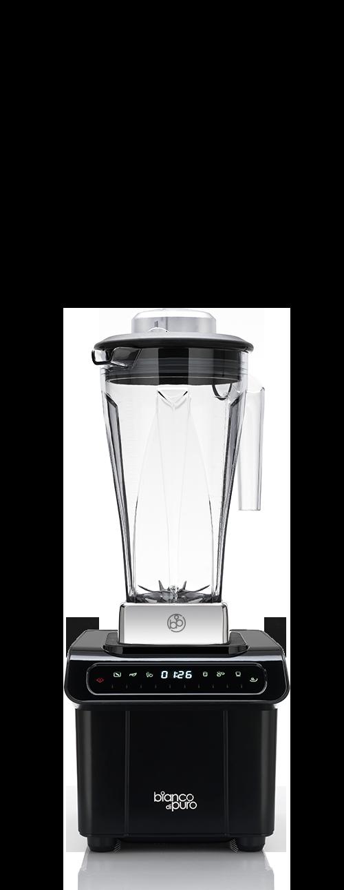 Bianco Gusto schwarz + 2,0 Liter Mixbehälter