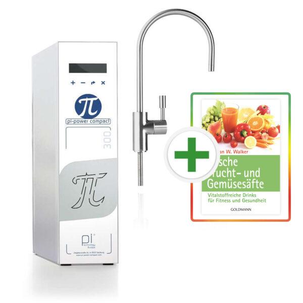 PI® Power Compact 300 ohne PI® Vitalizer (max. 1,8 L pro Minute)-0