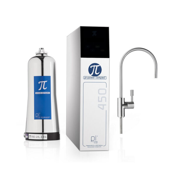 PI® Power Compact 450 Plus + Großer PI® Vitalizer (max. 2,5 L pro Minute)-4529